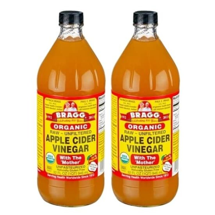 Bragg Apple Cider Vinegar 2 x 946ml