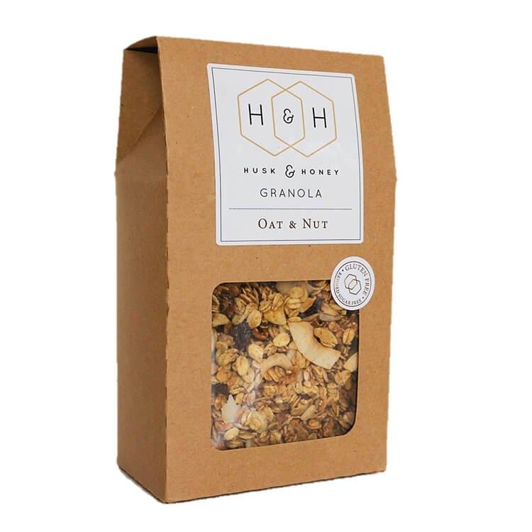 Oat & Nut Granola 450g (Gluten Free)