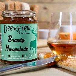 Brandy Marmalade 320g