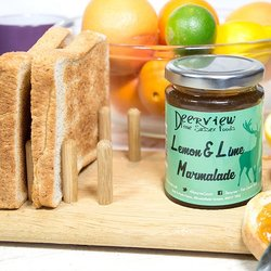 Lemon & Lime Marmalade 320g