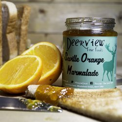 Seville Orange Marmalade 320g