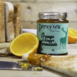 Orange & Ginger Marmalade 320g