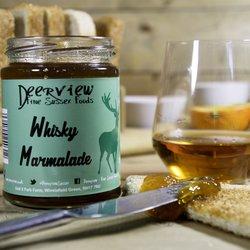 Whisky Marmalade 320g