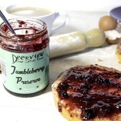 'Jumbleberry Preserve' - Mixed Fruit Jam 320g