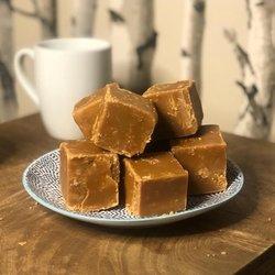Butterscotch Fudge 100g