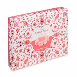 Rose Turkish Delight with Rose Petals by Truede 275g