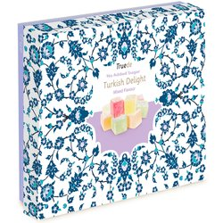 No Added Sugar Turkish Delight by Truede - Mixed Flavour 110g