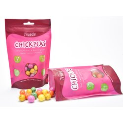 Dark Chocolate & Fruity Candy Covered Roasted Chickpeas Snack 120g