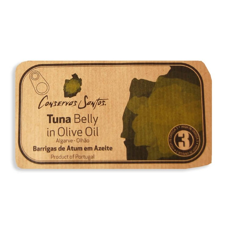 Tuna Belly in Olive Oil 120g