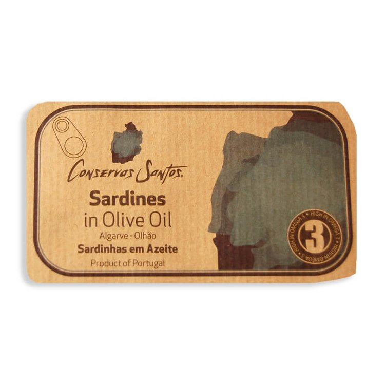 Sardines in Olive Oil 3 x 120g