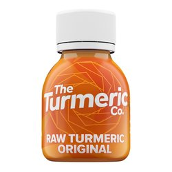 12 x Original Raw Turmeric Shots by The Turmeric Co. 60ml