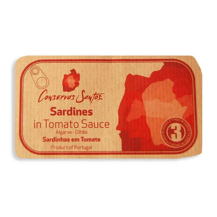 Sardines in Tomato Sauce 2 x 120g