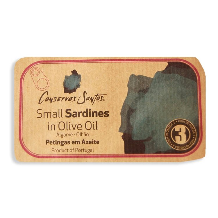 Small Sardines in Olive Oil 2 x 120g