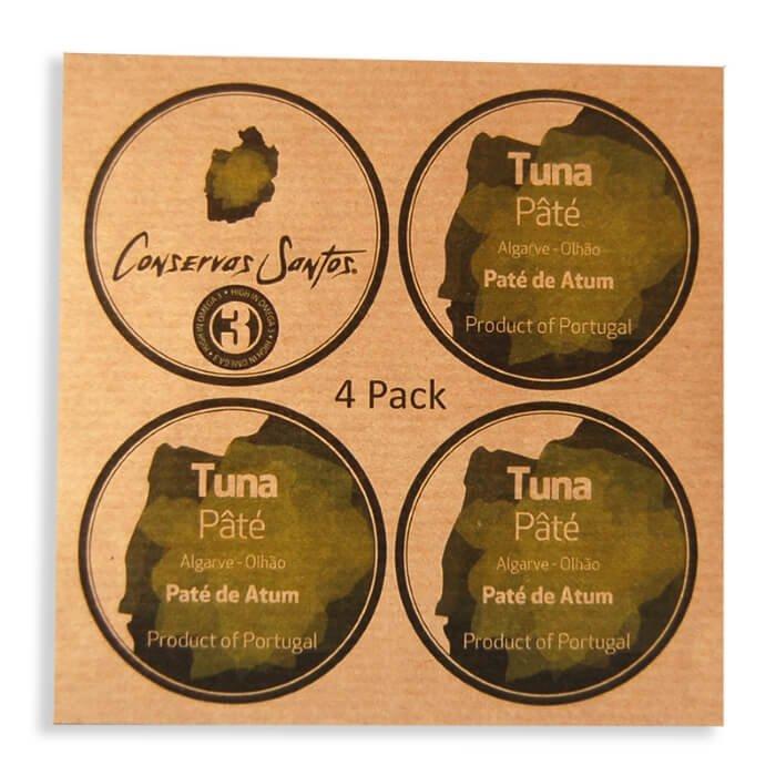 Tuna Pate Pack 4 x 22g