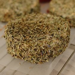 Herbes de Provence Goat's Style Semi Soft Vegan Cheese 110g - Vegan Goats Cheese