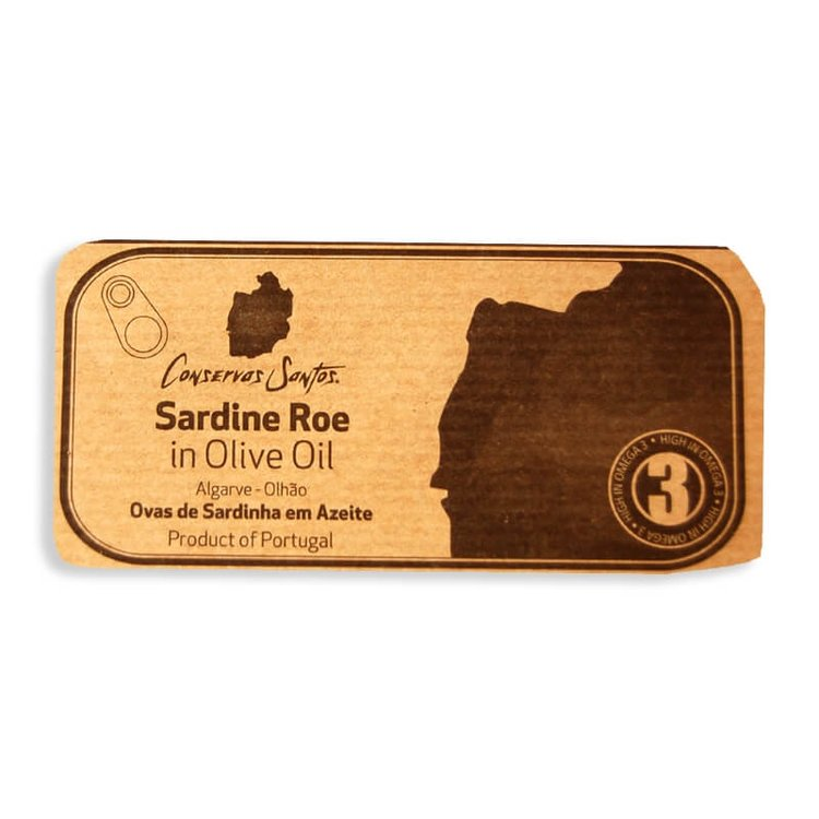 Sardine Roes in Olive Oil 50g