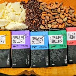 Barbers Bean to Bar Chocolate Set (5 x 45g Bars)
