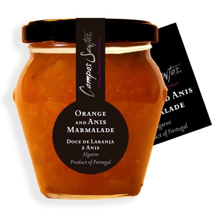 Orange and Anise Marmalade 235g