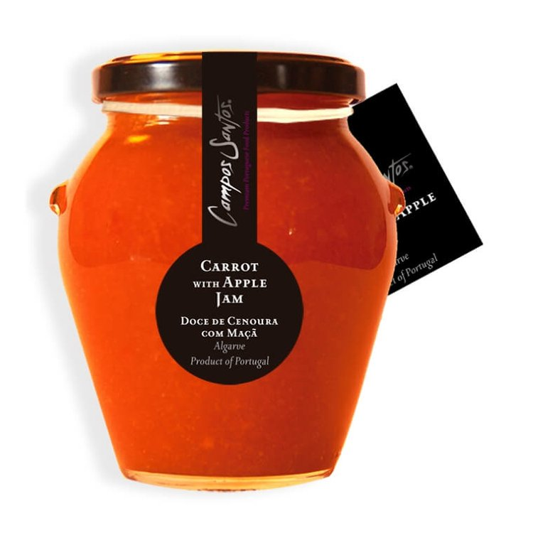 Carrot with Apple Jam 235g