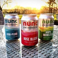 Nunc Jun Kombucha Mixed Case (12 x 330ml)