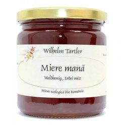 Organic Raw Honeydew Honey 250g