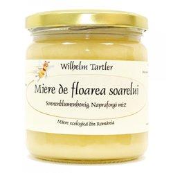 Organic Raw SunFlower Honey 250g