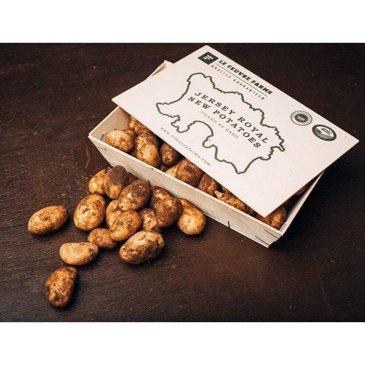 Jersey Royal New Potatoes 1.6kg