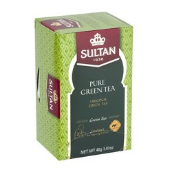 Pure Green Tea - 20 Tea Bags