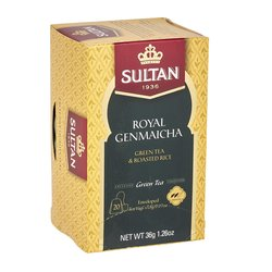 Royal Genmaicha Tea - 20 Tea Bags