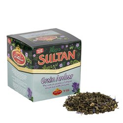 Grain Ambar Green Tea with Oregano 150g