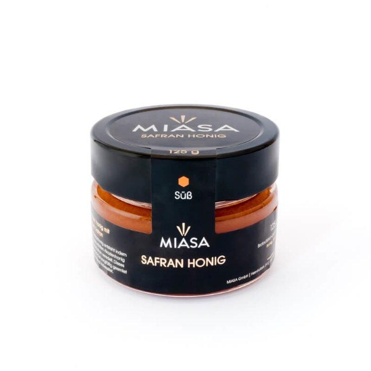 Pure Saffron Acacia Honey 125g