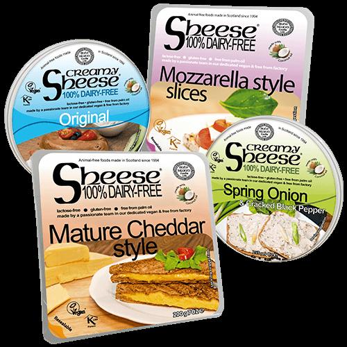 Dairy-Free Cheese 6 Pack