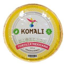 Mexican Tortilla Wraps by Komali 500g