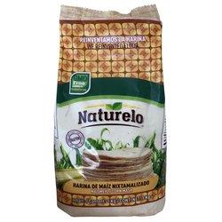 Harina De Maiz Blanco (White Corn Flour) by Naturelo 1kg