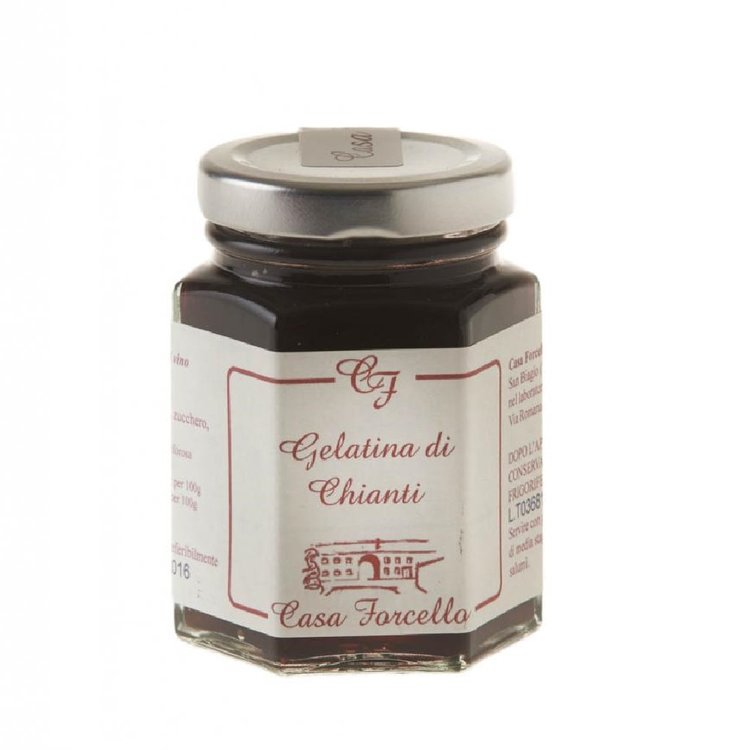 Chianti wine jelly y68s