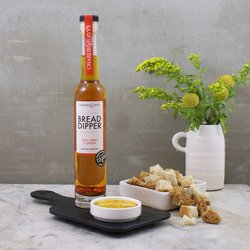 Garlic, Ginger & Chilli Bread Dipping Oil 200ml - Bread Dipper by Charlie & Ivy's