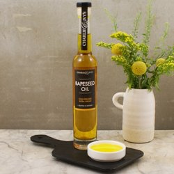 Cold-pressed Rapeseed Oil 200ml - Extra Virgin Rapeseed Oil