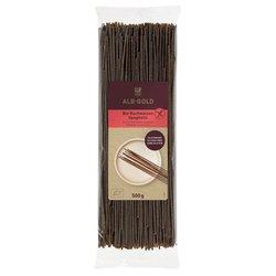 12 x Organic Buckwheat Spaghetti 500g by Alb-Gold - Gluten-free Spaghetti