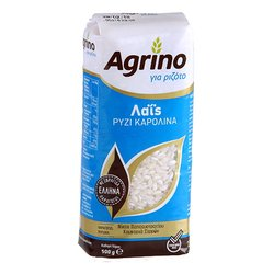 2 x Agrino 'Lais' Greek Carolina Rice 500g