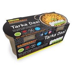 2 x Tarka Daal Vegan Ready Meal by SamosaCo 350g