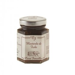Italian Fig Mustard 120g