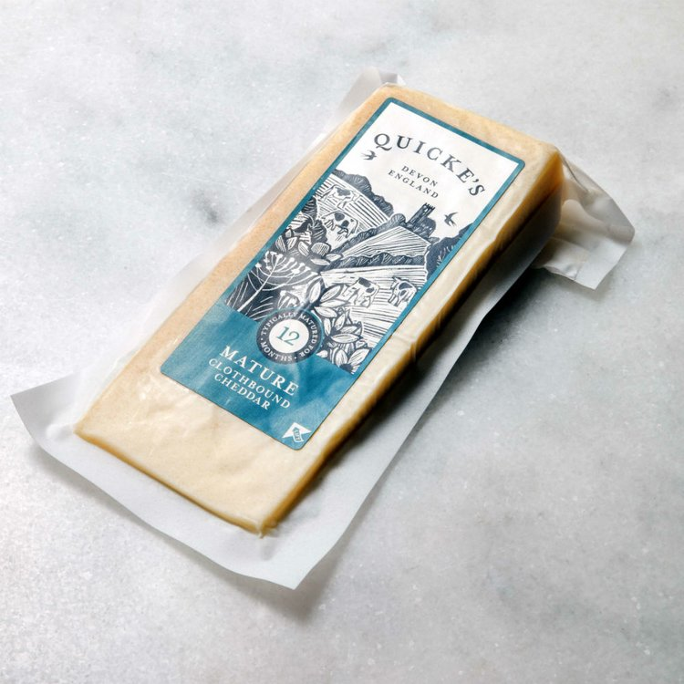 Quicke's Mature Cheddar Cheese 150g
