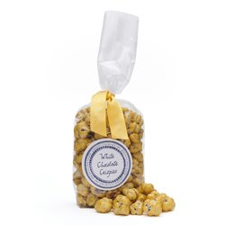 White Chocolate Crispies by Rococo Chocolates 150g