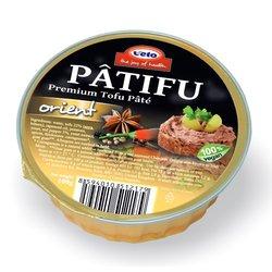2 x 'Orient' Spicy Tofu Pâté by Pâtifu 100g - Vegan Pâté