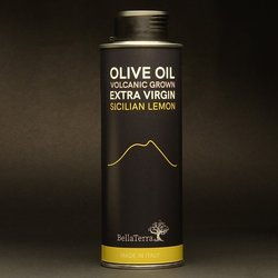 Sicilian Lemon Extra Virgin Olive Oil 250ml - Lemon Infused Olive Oil