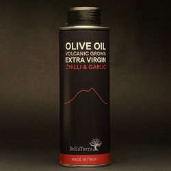 Roast Garlic & Chilli Extra Virgin Olive Oil 250ml - Infused Olive Oil