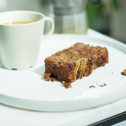 Vegan Gluten-free Banana Bread with Chocolate Chips 875g