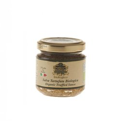Organic Black Truffle, Mushroom and Olive Sauce 90g