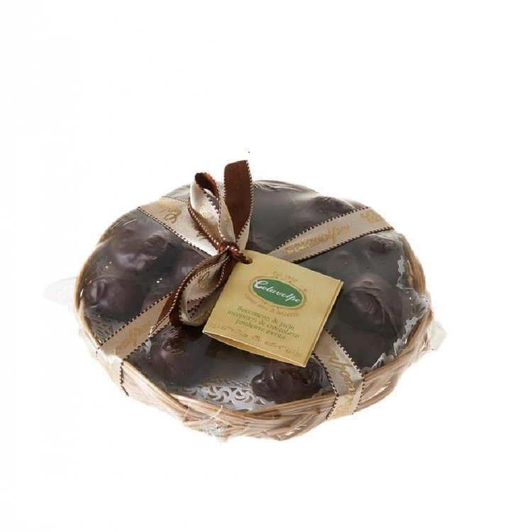 Dark Chocolate Covered Fig Bites 200g