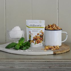 Sea Salt & Herb Roasted Mixed Nuts 3 x 50g